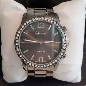 Geneva Platinum watch
